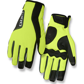 Giro Ambient 2.0 Gants, highlight yellow/black